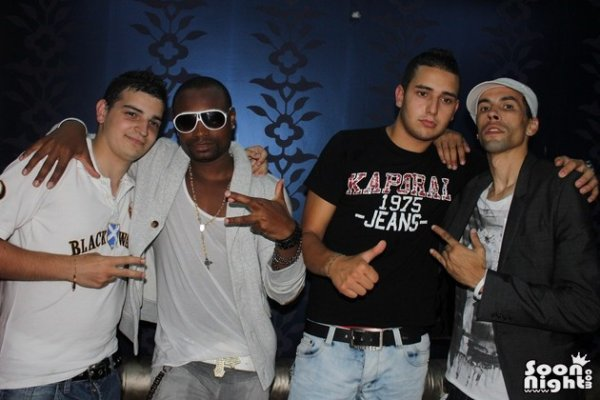 Papa London et Manyone au Factory au Portugal