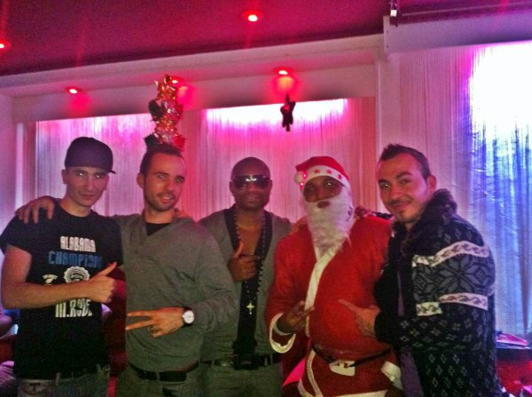 Papa London et le Père Noël