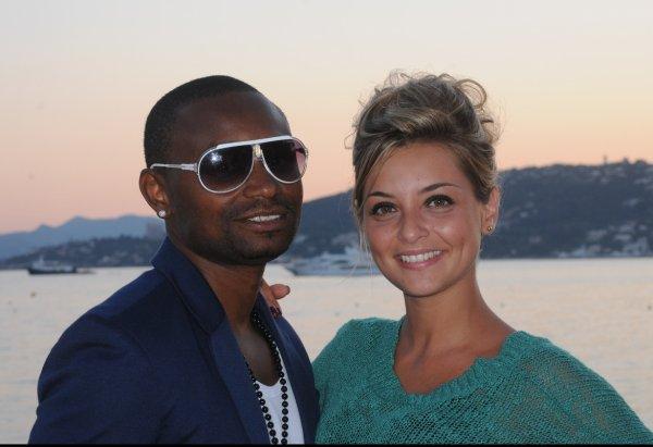 Avec @PriscillaBetti a la Nuit des Hits 2012