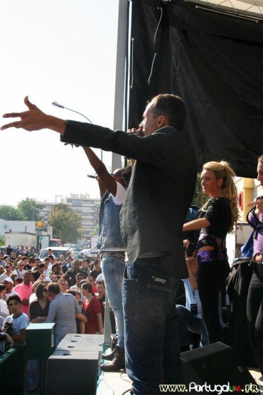 En concert aux Halles du Portugal