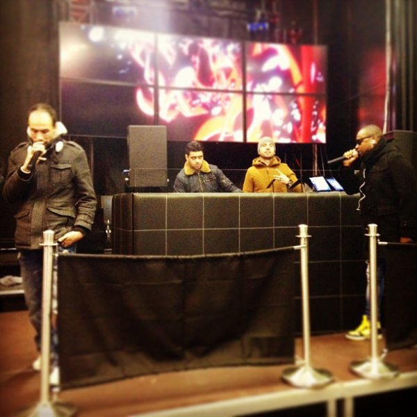 Concert I Love Reggaeton en Suisse
