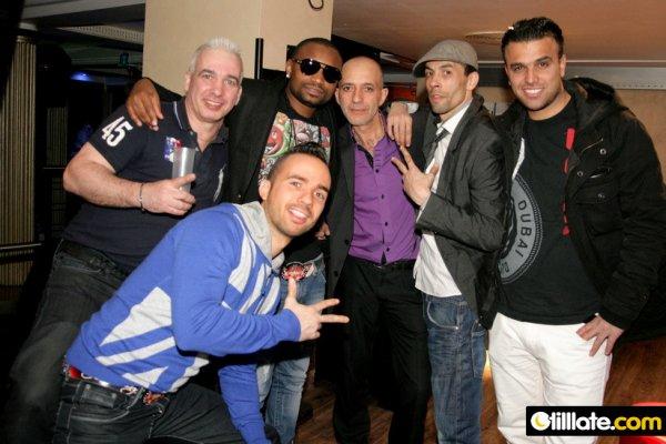 Avec les fans de Prestige Discothèque