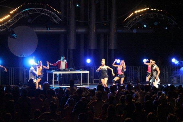 Nuit des Hits 2013 à la Pinède