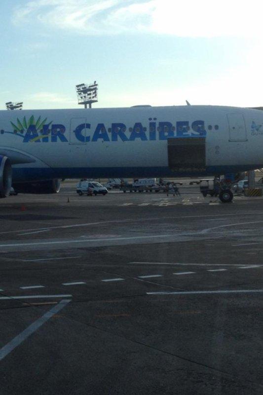 Depart Haiti puis République Dominicaine