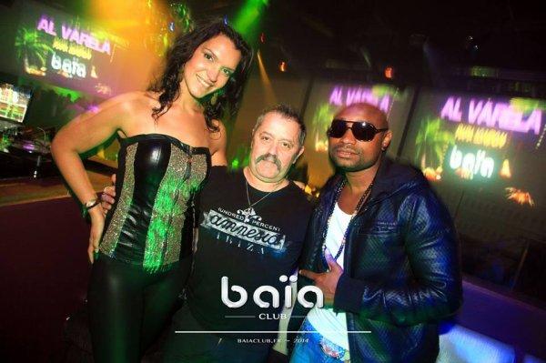 Concert au Baïa Club