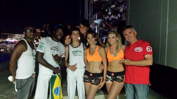 AL Varela à la nuit des Hits 2014