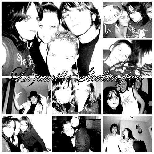 ♥  Famille Skellington !  ♥
