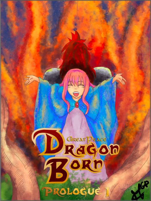 DragonBorn : Prologue 1/2