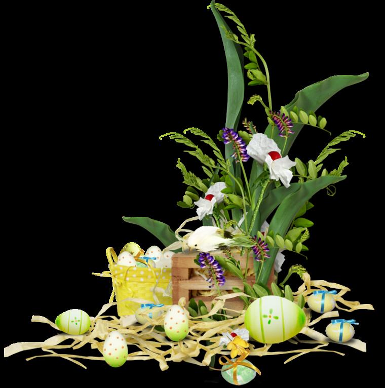 joyeuses fètes de paques a osada , agnès , lili et pierrette , bisous