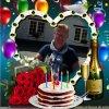 joyeux anniversaire annie et beaucoup de bonheur pour toi bisous