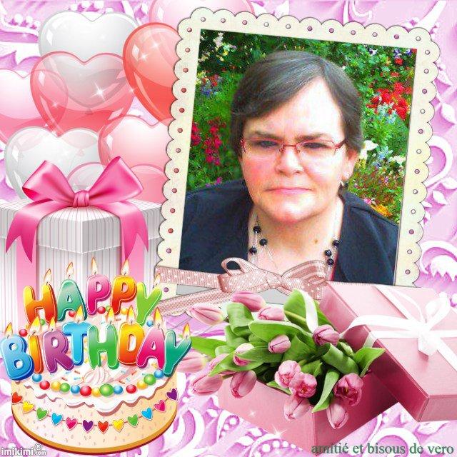 joyeux anniversaire corinne et beaucoup de bonheur pour toi bisous