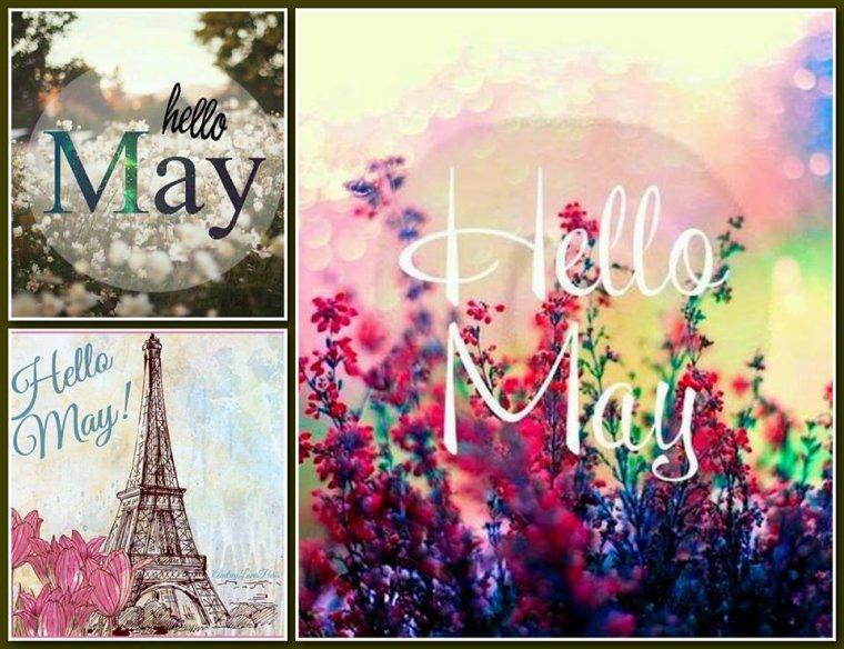 bon mois de mai a tous , bisous....prenez si vous aimez
