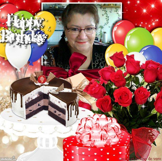joyeux anniversaire josie et beaucoup de bonheur pour toi , bisous