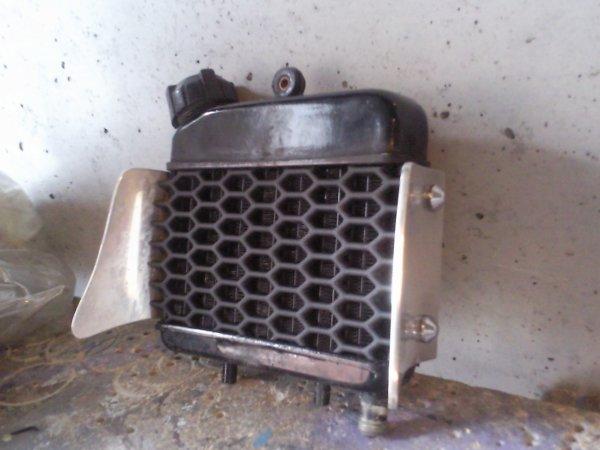 Restauration du radiateur