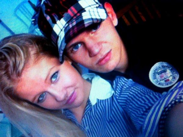 Moi et ma cousine :)