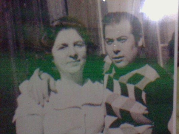 mon frere avec sa premier femme