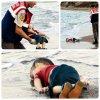 Image douloureuse des enfants syriens