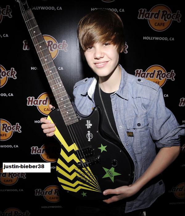 Justin Bieber en France