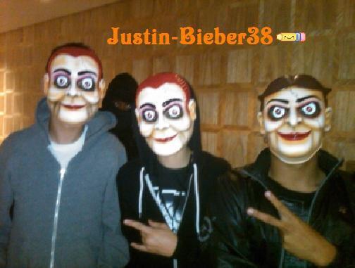 Justin Halloween