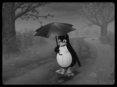 une journée de pluie en été , c'est magique mais tout les jours ....