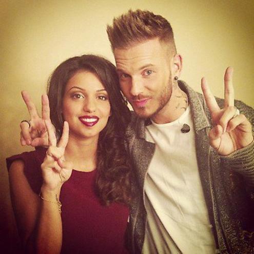 Aime si tu penses qu'ils feraient un beau couple ! ♥. Sabrina^__^