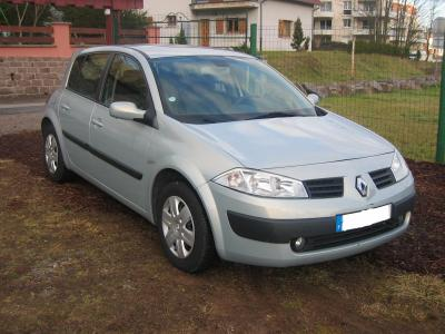 renault megane ii 1 5 dci 80 ch confort expression 5 p michel autos. Black Bedroom Furniture Sets. Home Design Ideas