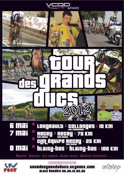 Tour des Grands Ducs 2012