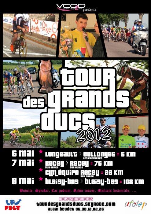 TOUR DES GRANDS DUCS