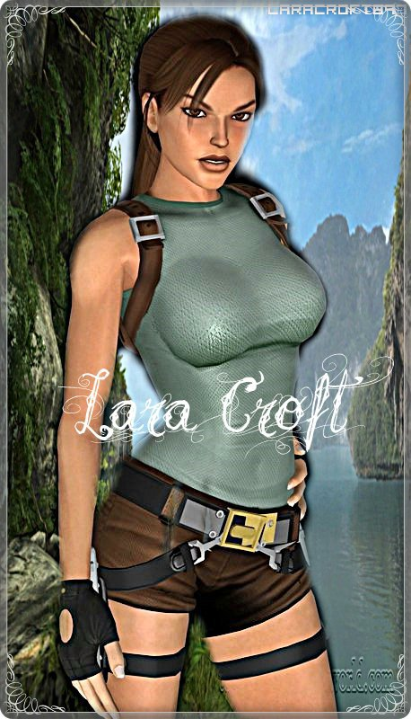 Biographie Lara Croft