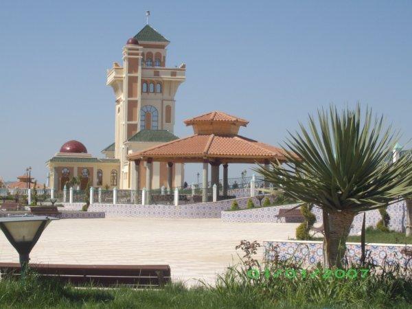 Miradore de Tlemcen