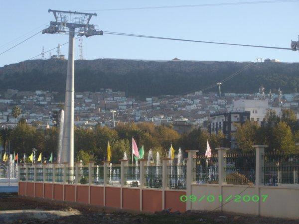 Télécabine de Tlemcen