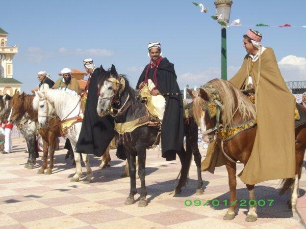 Inauguration du télécabine de tlemcen