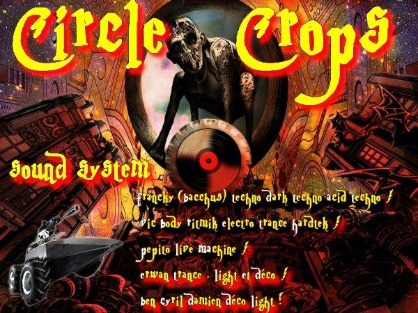 Circle Crops  SoundSystem
