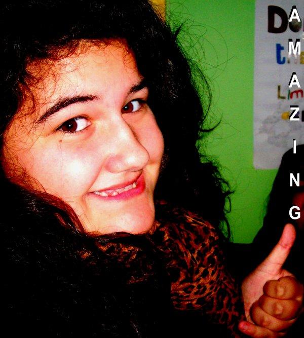 Jessica - 15 ans - 4ème année -Sicilienne -Natation - 11/10