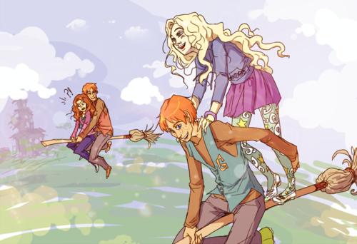 """Coup de Coeur: Fanfiction.   """"Il faudra vous y faire ma chère chez les Malfoy on ne jure que par Morgane."""""""