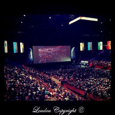 Avant Première Harry Potter à Paris Bercy le 12.07.11