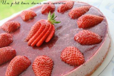 Histoire de fraise