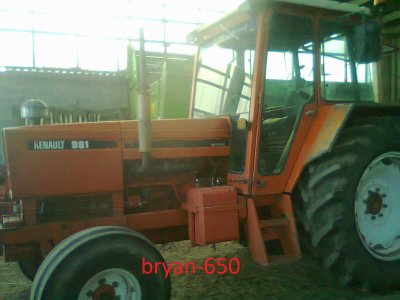 renault 981
