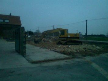 demolition grange suite