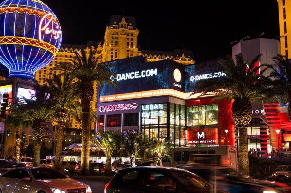 Electric Daisy Carnival 2012 Las Vegas