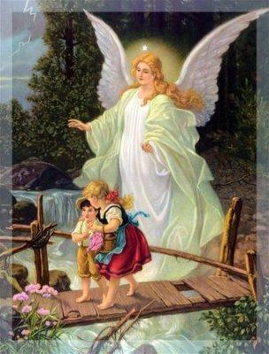 Connaitre le prénom de ton ange gardien!!!!!