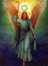 L'archange Raphael son pouvoir