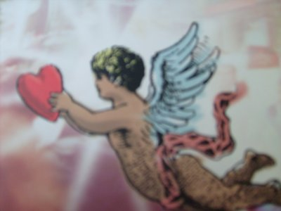 Cupiton l'ange de l'amour