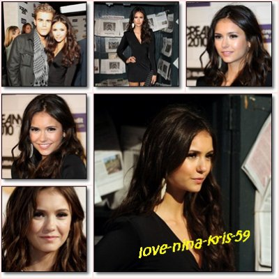 Nina Au SCREAM Awards 2010