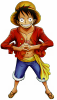 Luffy 2 ans plus tard