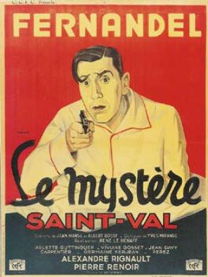 1945. LE MYSTERE SAINT-VAL