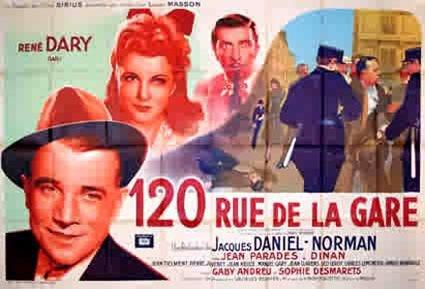 1946. 120 RUE DE LA GARE