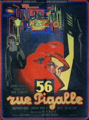 1949. 56, RUE PIGALLE