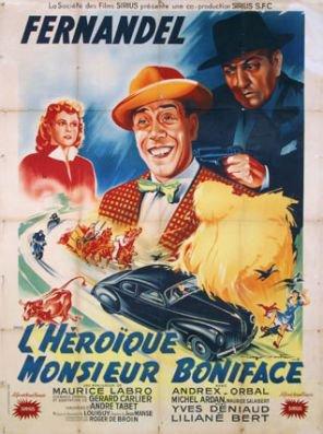 1949. L'HEROIQUE Mr BONIFACE
