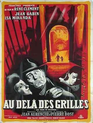 1949. AU DELA DES GRILLES